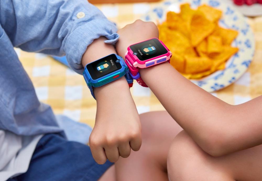 smartwatch dla dzieci tcl movetime family watch 2 for kids