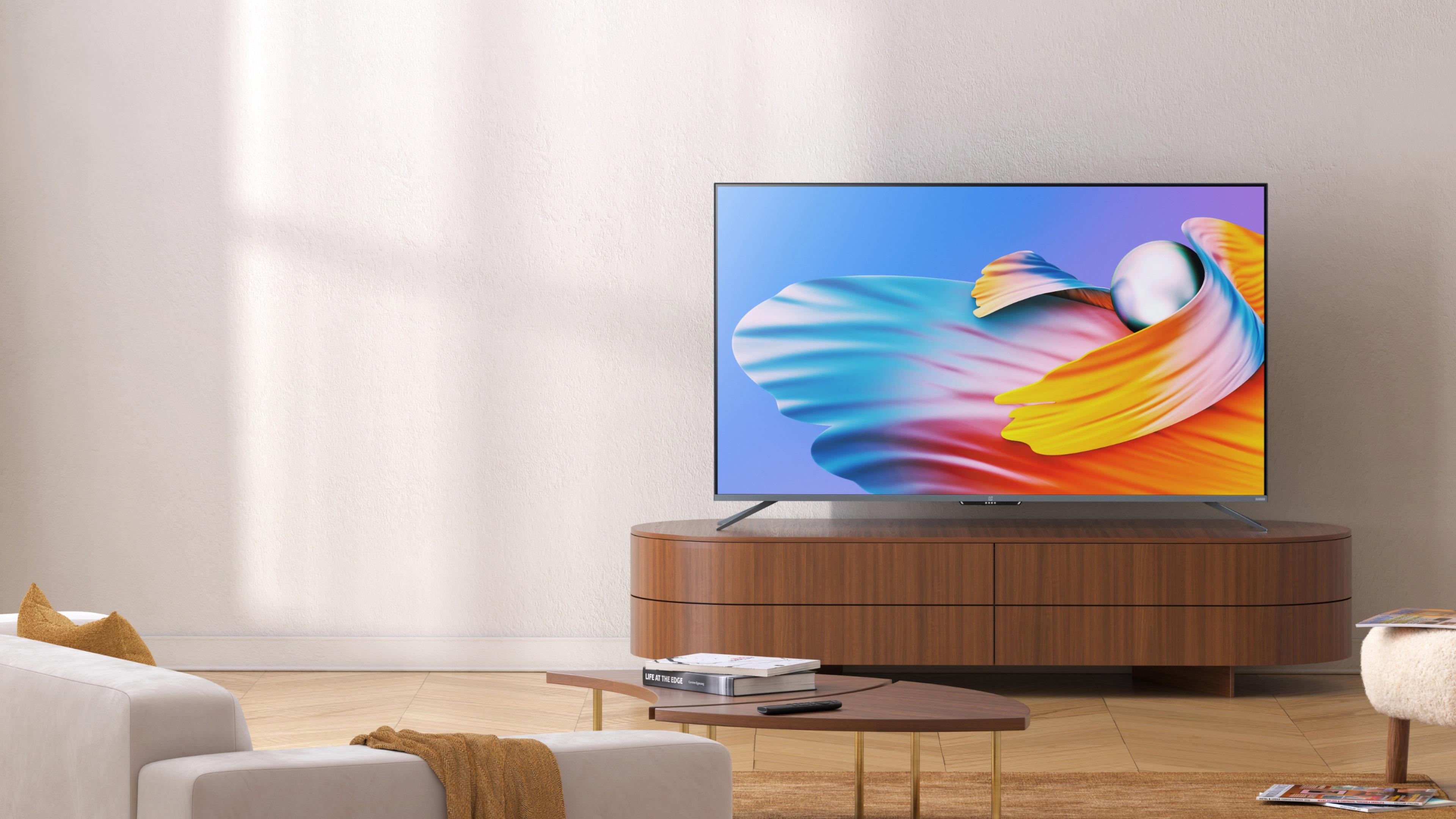 telewizor OnePlus TV U1S (źródło OnePlus)