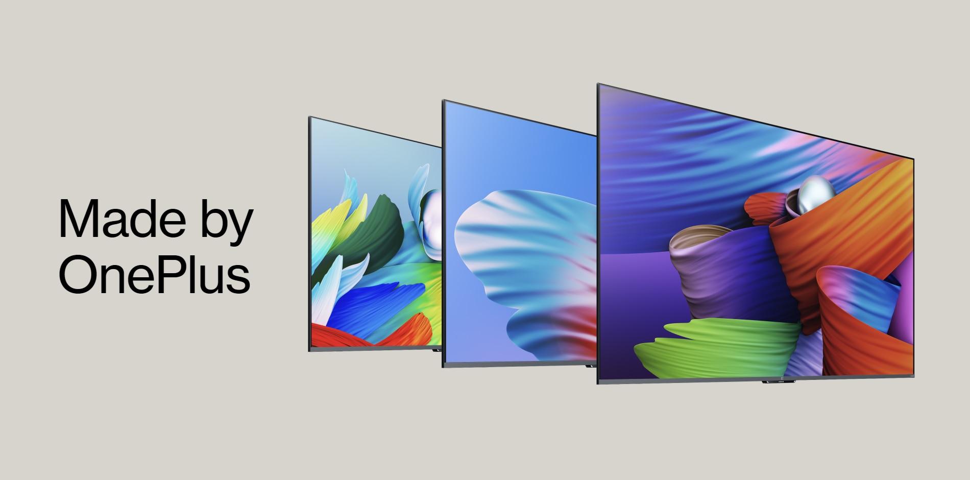 telewizory OnePlus TV U1S (źródło OnePlus)