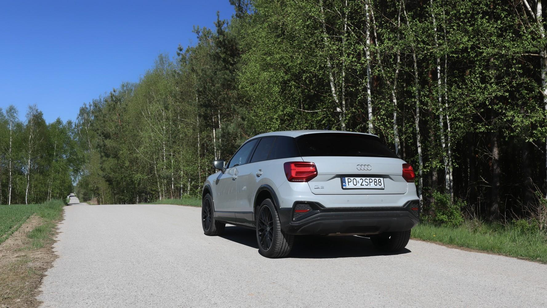 Test Audi Q2
