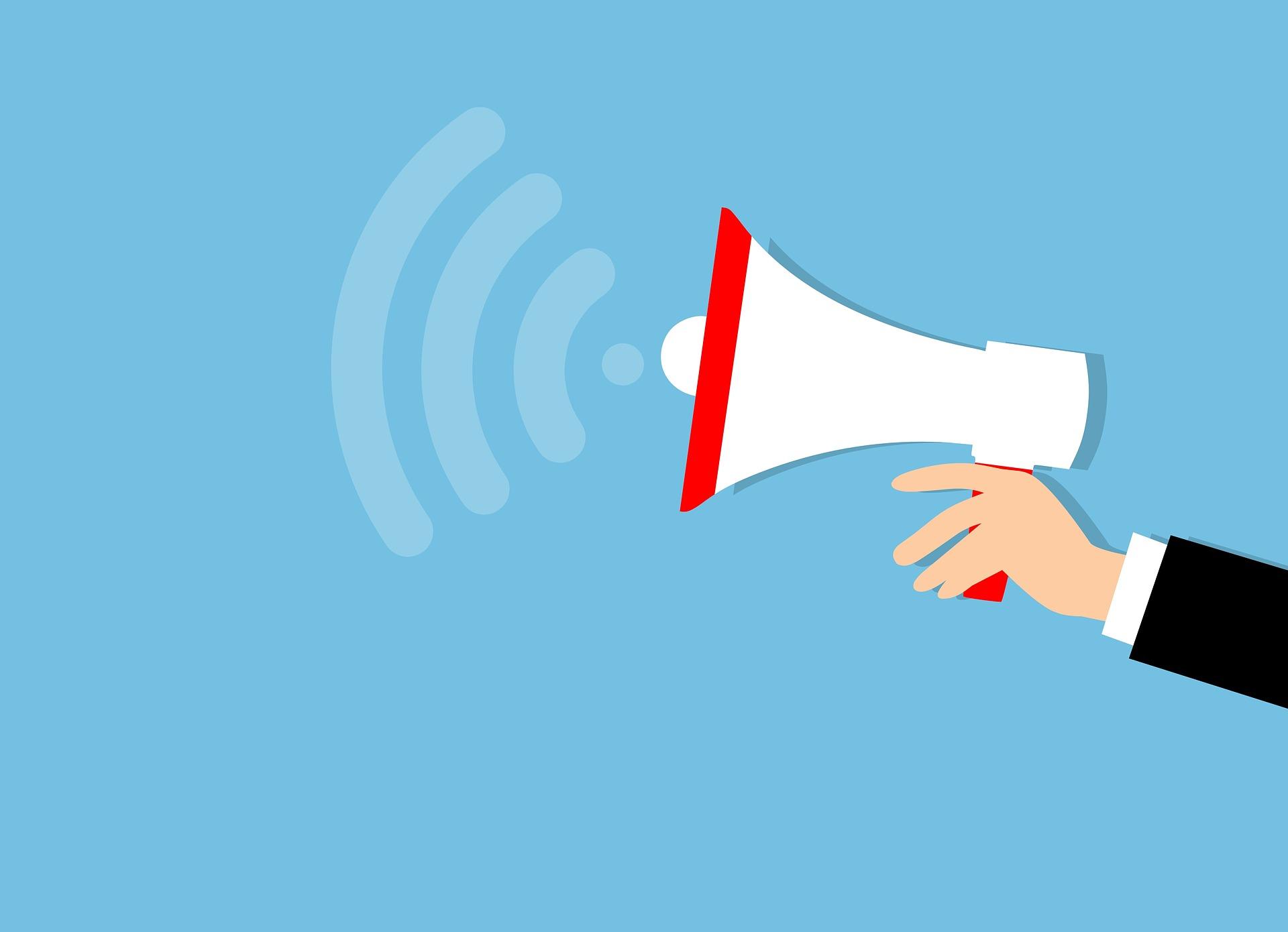 uwaga alarm WiFi Wi-Fi megafon