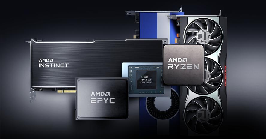 procesory AMD Zen 4 karty RDNA 3