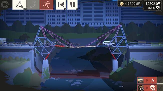 Bridge Constructor The Walking Dead za darmo w Epic Games Store