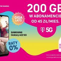 T-Mobile GIGAlato oferta na wakacje 2021