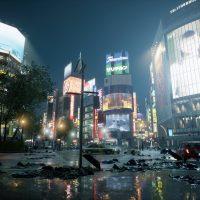 Ghostwire Tokyo opóźnione PlayStation 5 PC