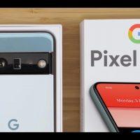 smartfon Google Pixel 6 Pro smartphone