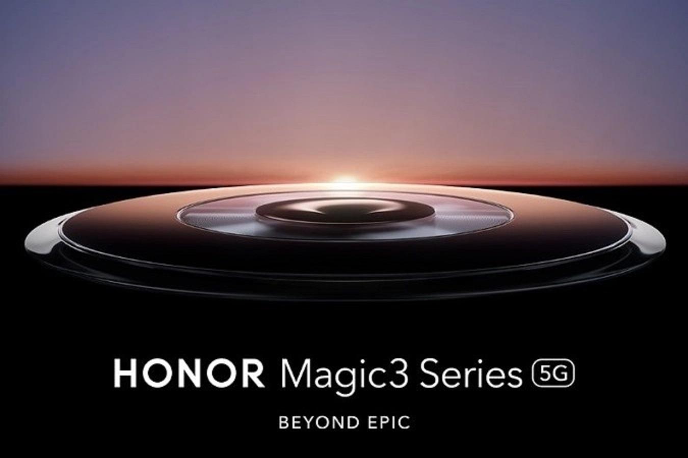 Honor Magic 3 zaproszenie na premierę