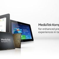 procesor MediaTek Kompanio 1300T processor