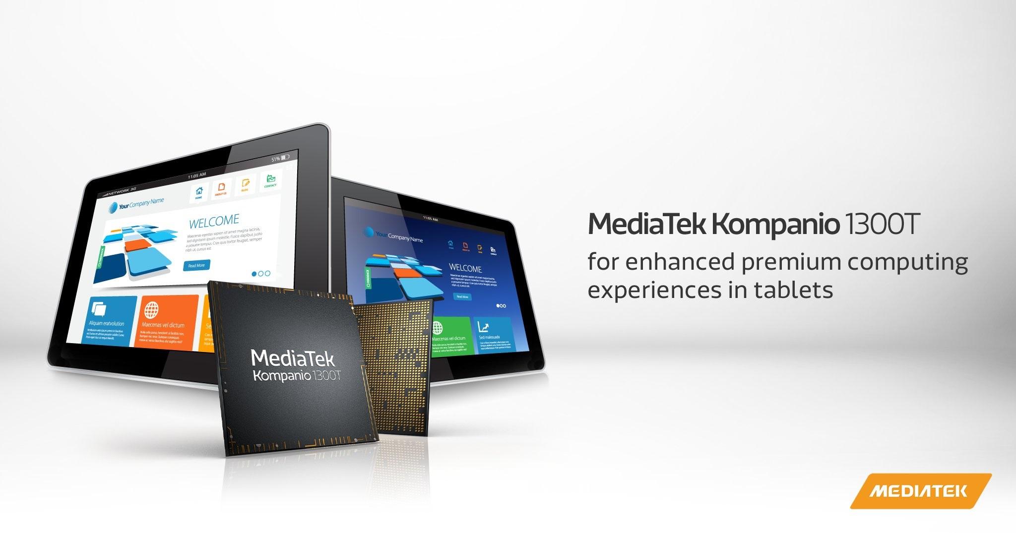 Specyfikacja Honor Tab V7 Pro bedzie obejmować procesor MediaTek Kompanio 1300T