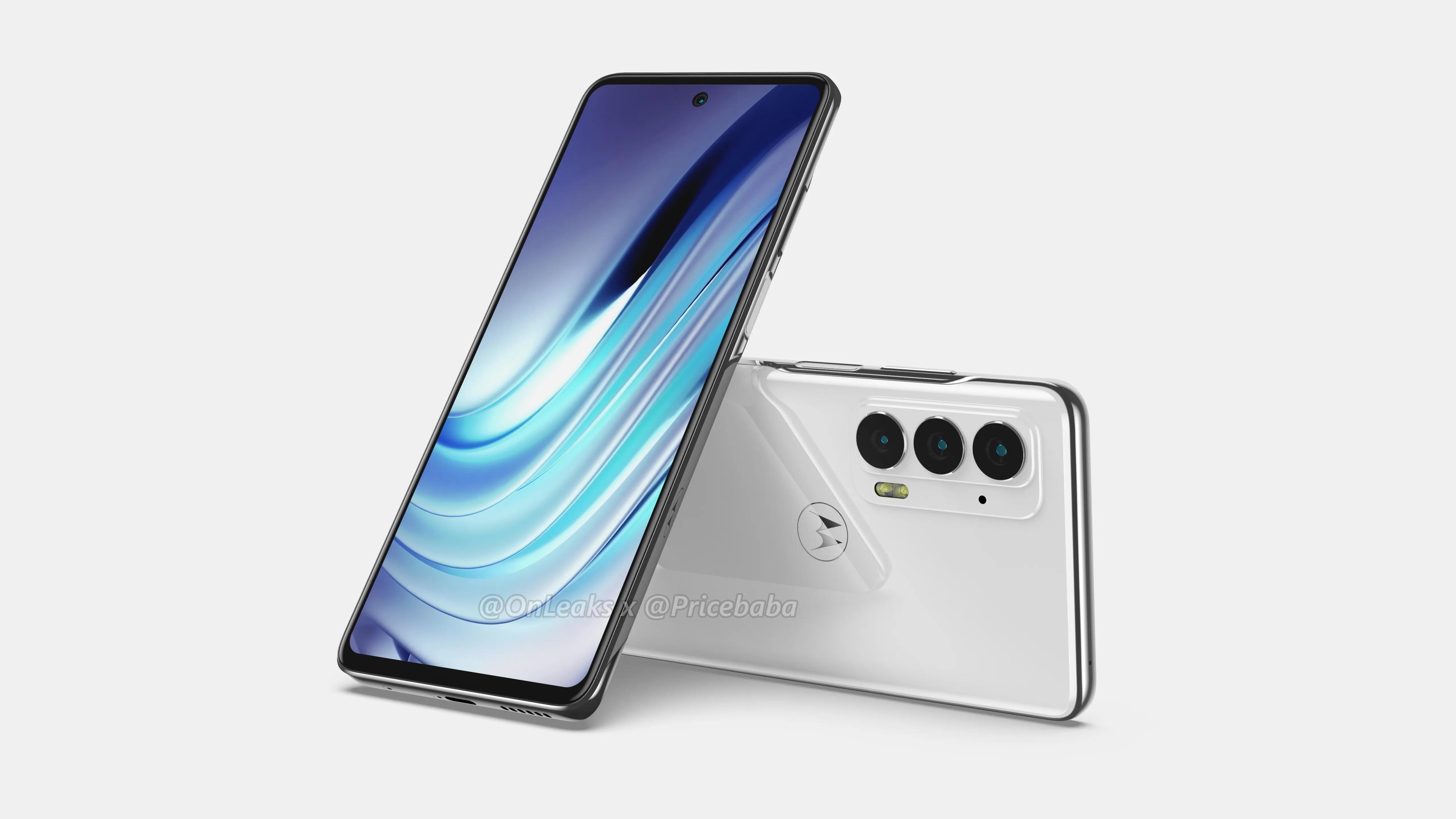 smartfon Motorola Edge 20 smartphone