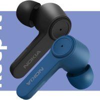 słuchawki bezprzewodowe Nokia BH-805 true wireless earbuds TWS