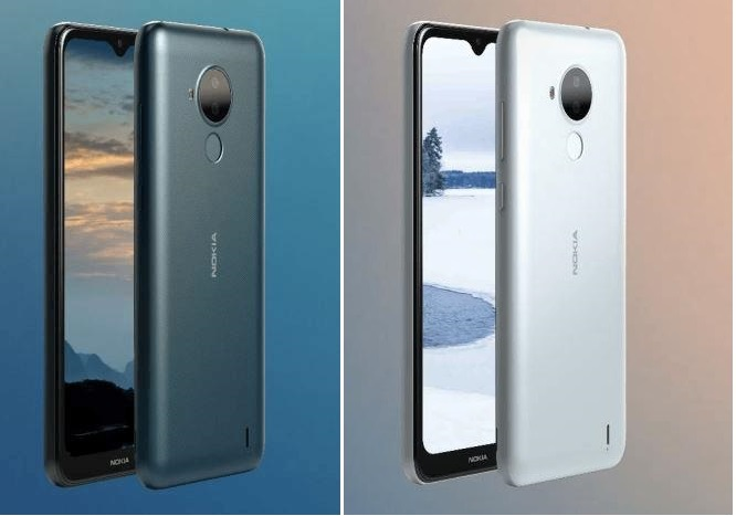 smartfon Nokia C30 smartphone