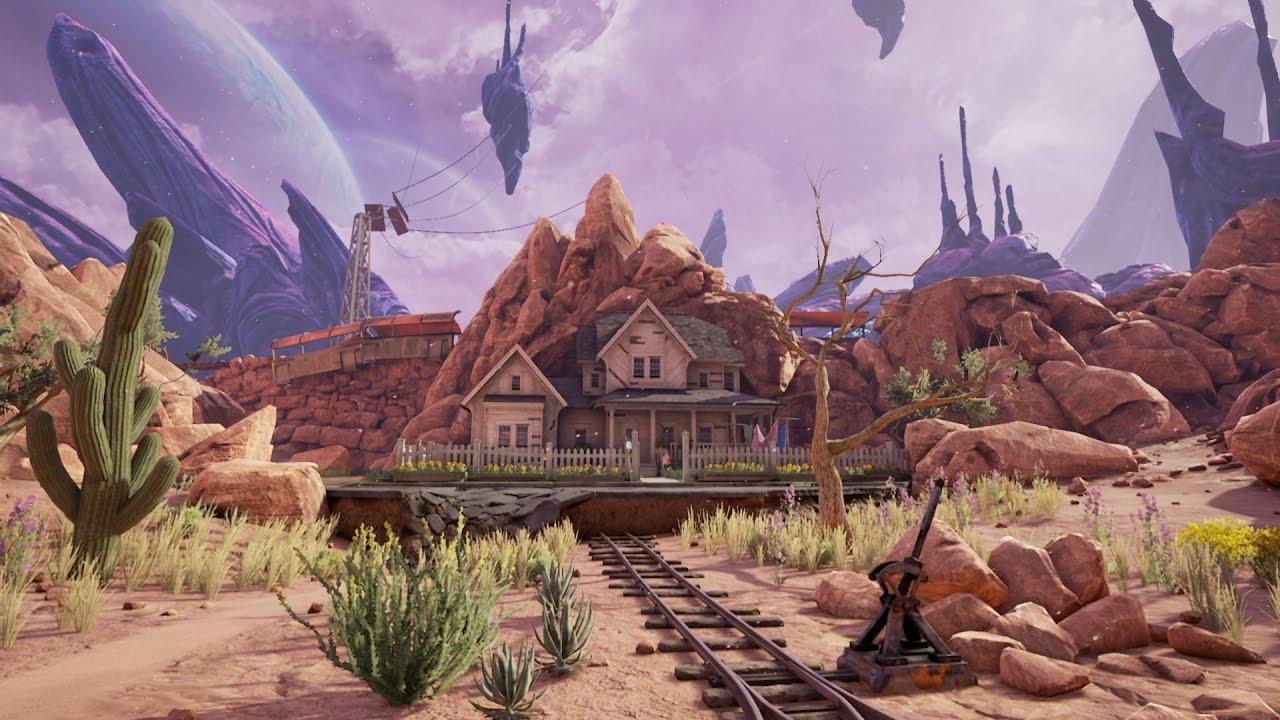 Obduction za darmo w Epic Games Store