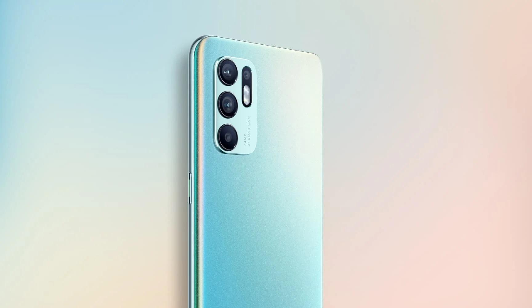 smartfon Oppo Reno 6 4G smartphone