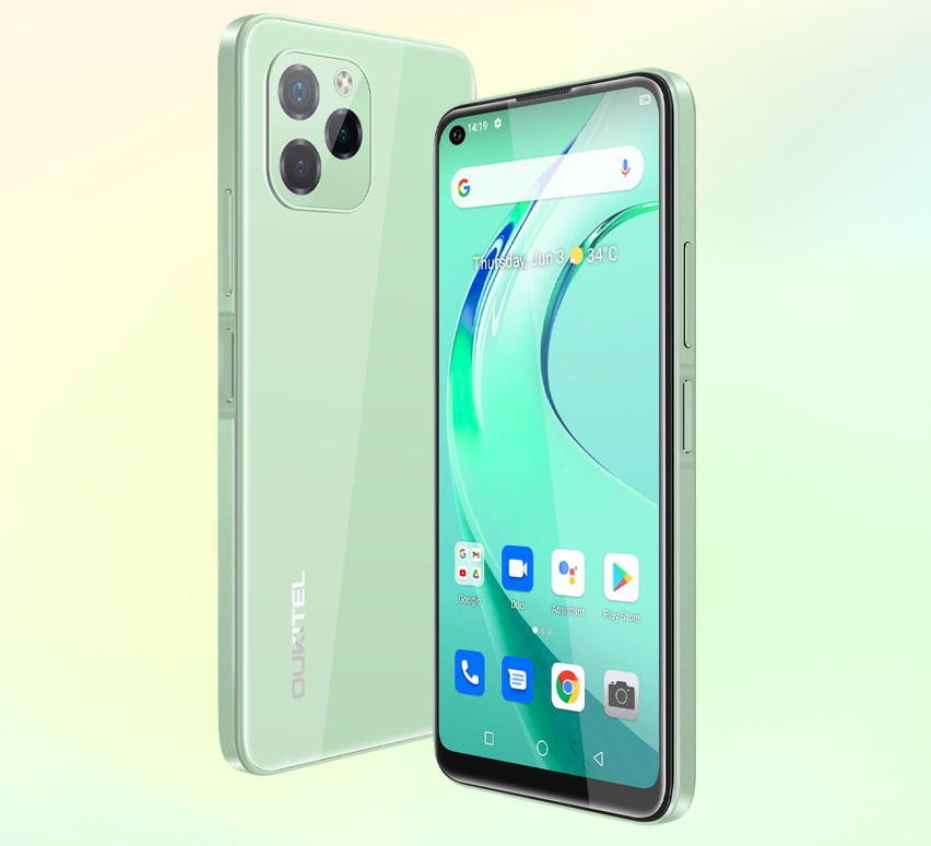 smartfon Oukitel C21 Pro smartphone