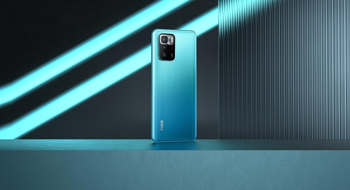 smartfon POCO X3 GT smartphone