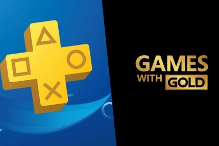 PlayStation Plus Xbox Game with Gold Microsoft