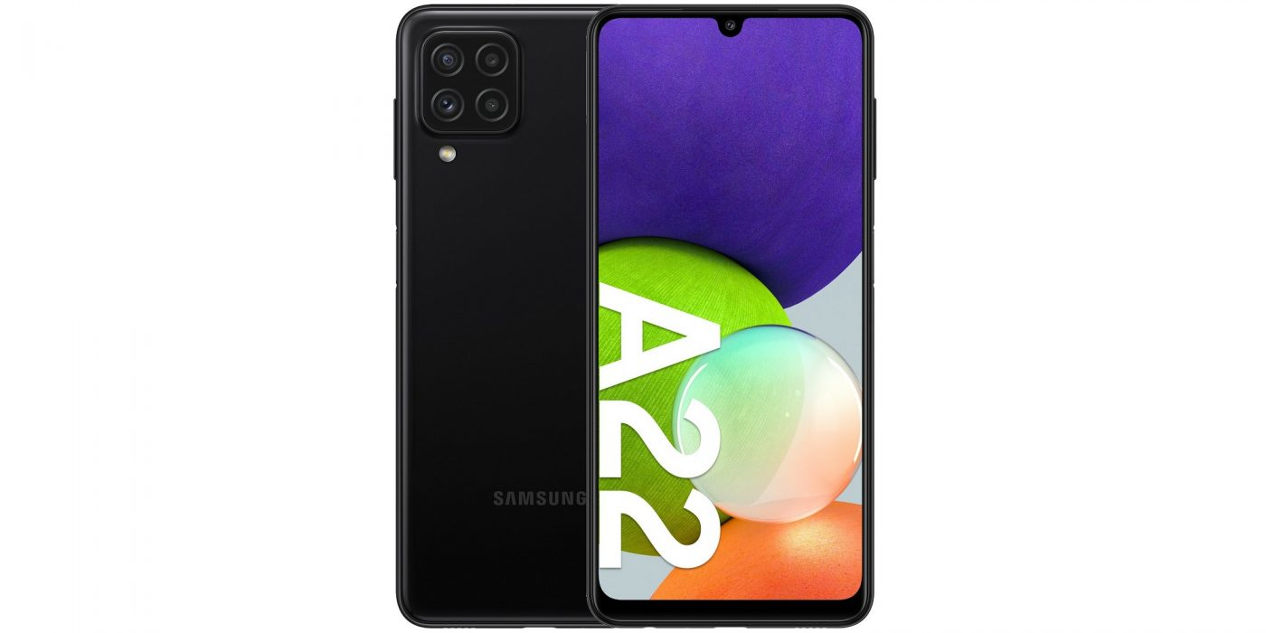 smartfon Samsung Galaxy A22 4G smartphone