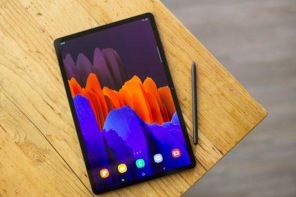 Samsung Galaxy Tab S7+ tablet