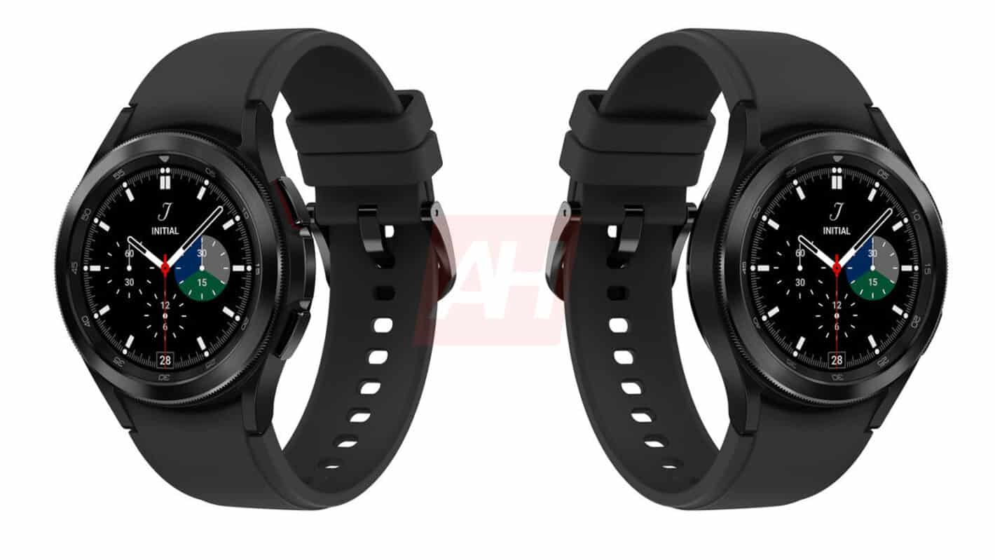 Samsung Galaxy Watch 4 Classic smartwatch