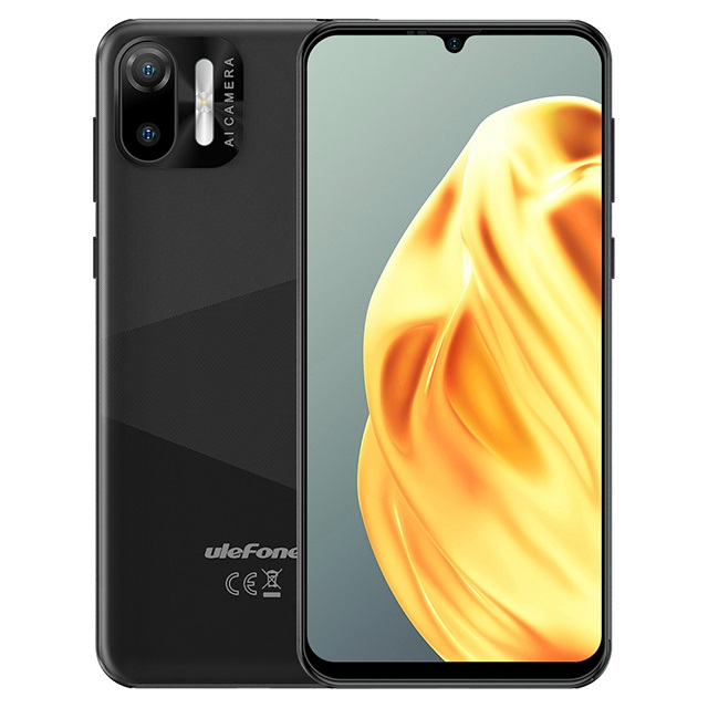 smartfon Ulefone Note 6 smartphone