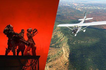 Xbox Game Pass The Ascent Microsoft Flight Simulator