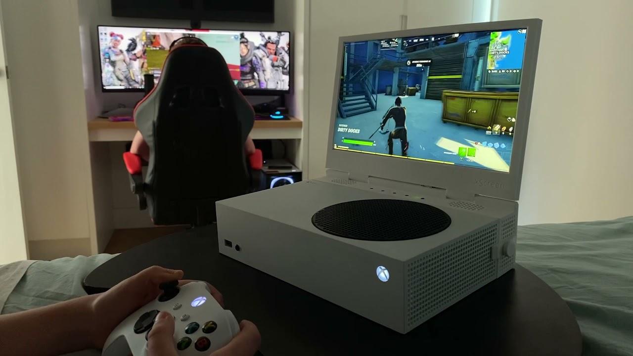 Xbox Series S xScreen