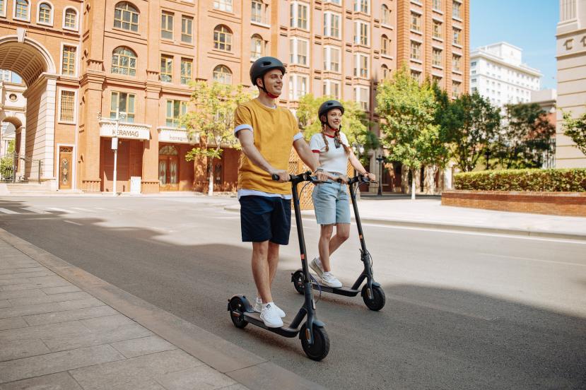 hulajnoga elektryczna Xiaomi Mi Electric Scooter 3