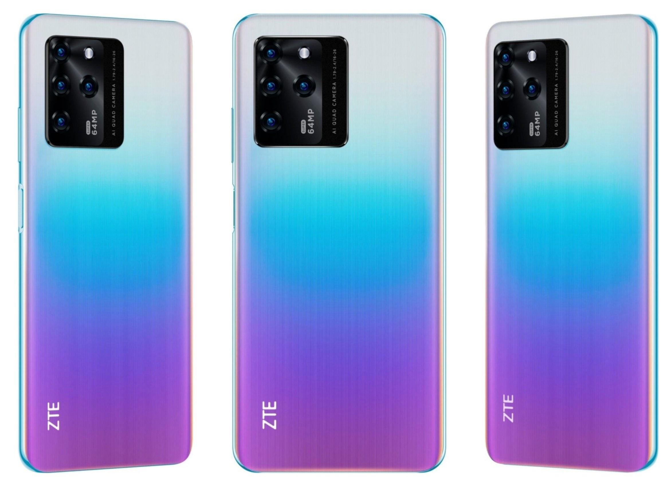 smartfon ZTE Blade V30 smartphone