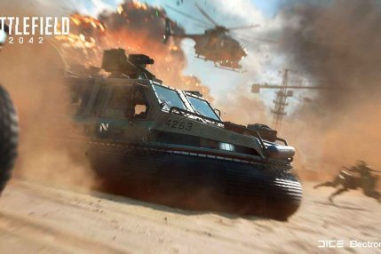 Czołgi w Battlefield 2042