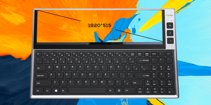 FICIHP Multifunctionalk Keyboard