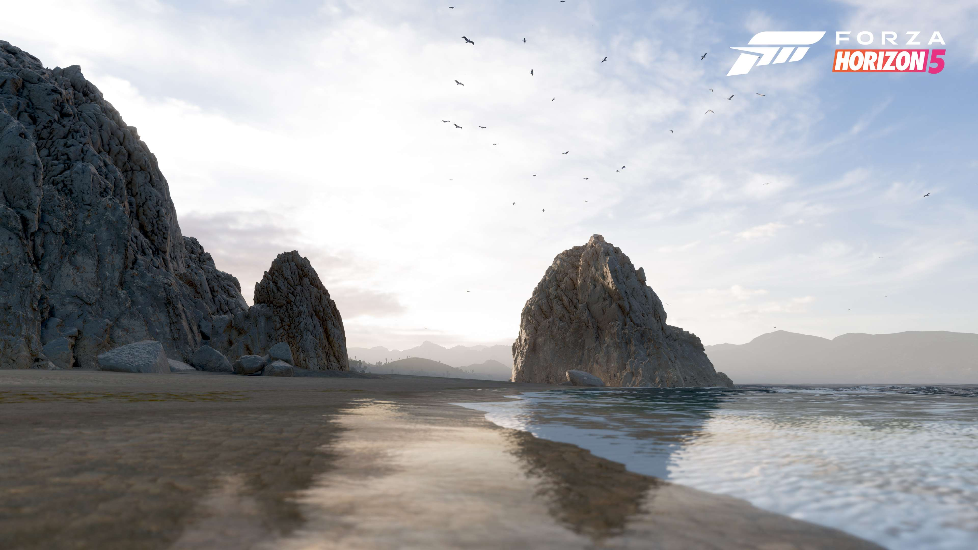 Forza Horizon 5 krajobrazy