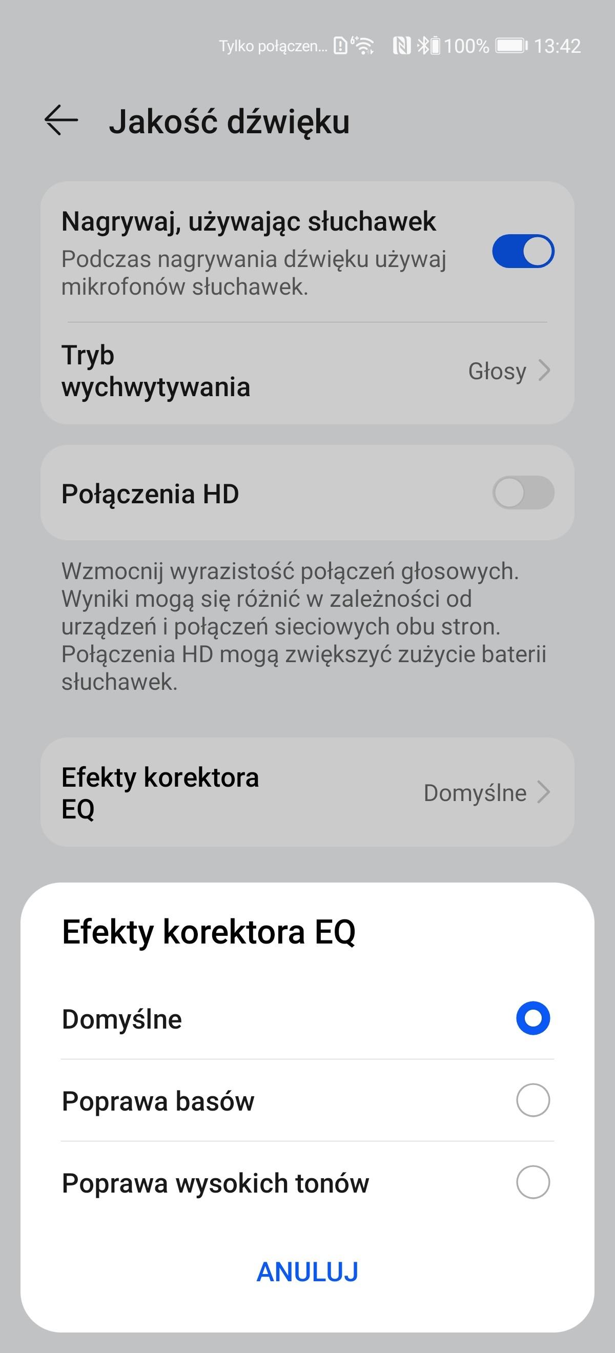 Recenzja Huawei Freebuds 4 - Aplikacja AI Life - fot. Tabletowo.pl