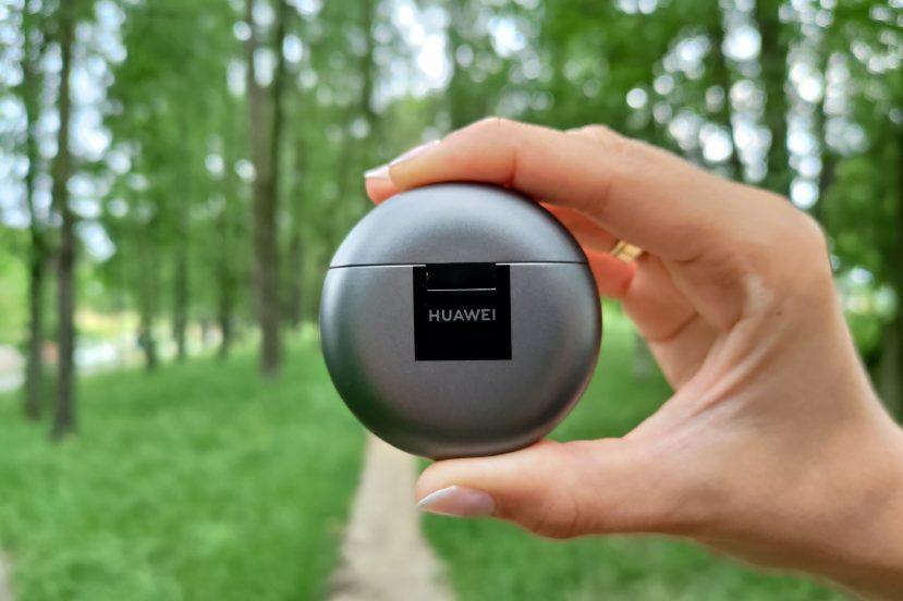Recenzja Huawei Freebuds 4 - fot. Tabletowo.pl