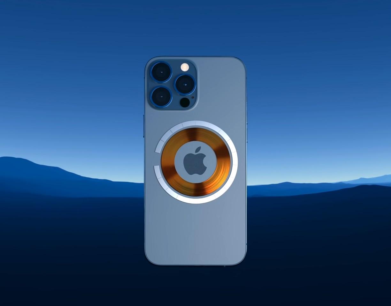apple iphone 13 z bezprzewodowym ładowaniem zwrotnym przeciek wireless reverse charging leak
