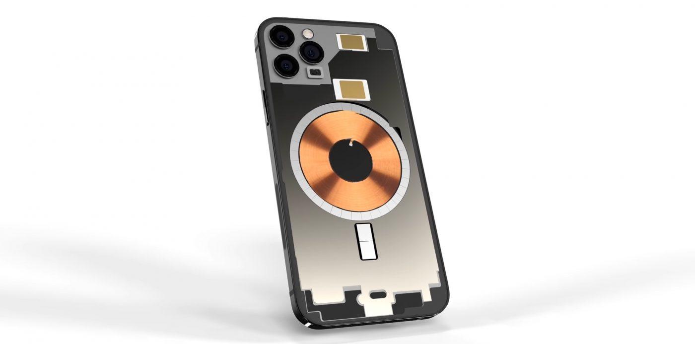 apple iphone 13 bezprzewodowe ładowanie zwrotne przeciek wireless reverse charging leak