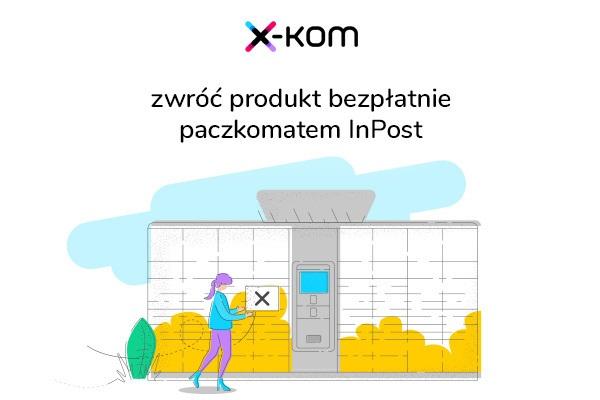 promocja x-kom Paczkomaty InPost