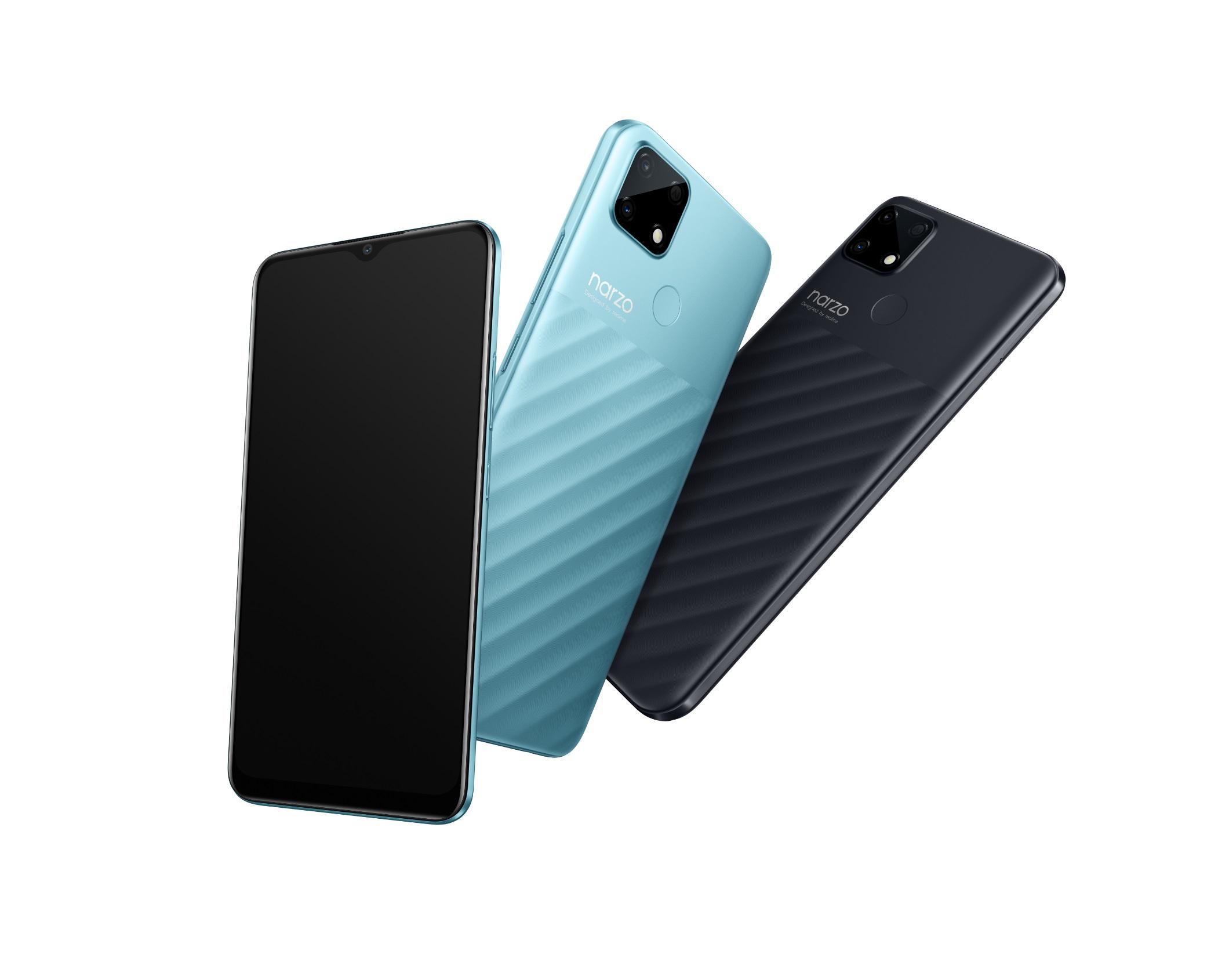 smartfon realme narzo 30A smartphone