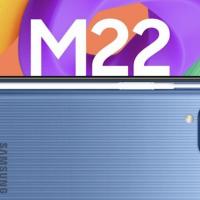 smartfon Samsung Galaxy M22 smartphone