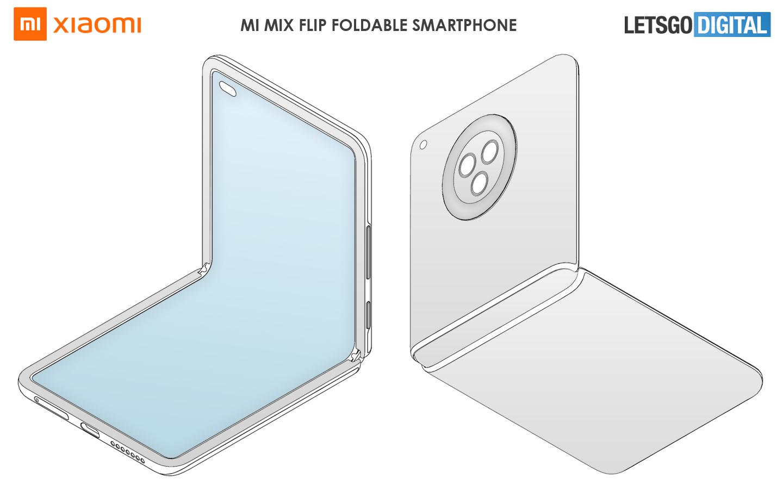 składany smartfon Xiaomi Mi MIX Flip