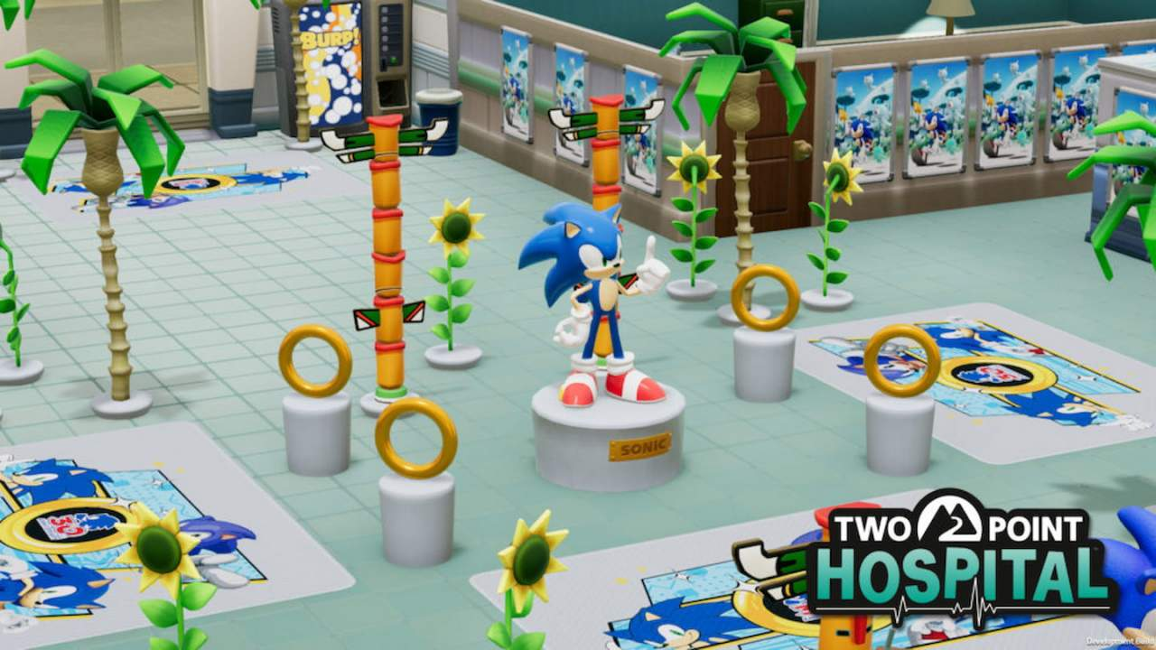 Sonic w Two Point Hospital