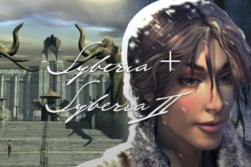 Syberia - grafika tytułowa (źródło: GOG.com)