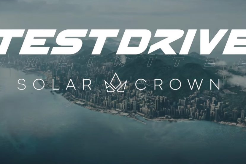 Test Drive Unlimited Solar Crown z datą premiery