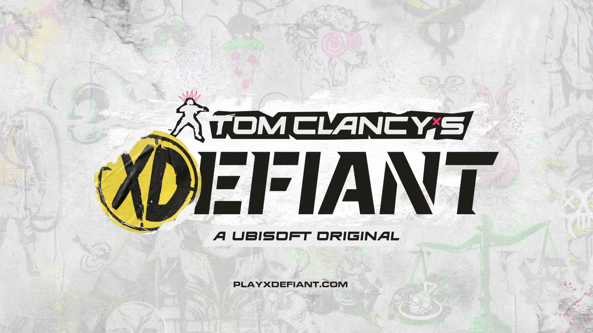 Tom Clancy's XDefiant - grafika tytułowa