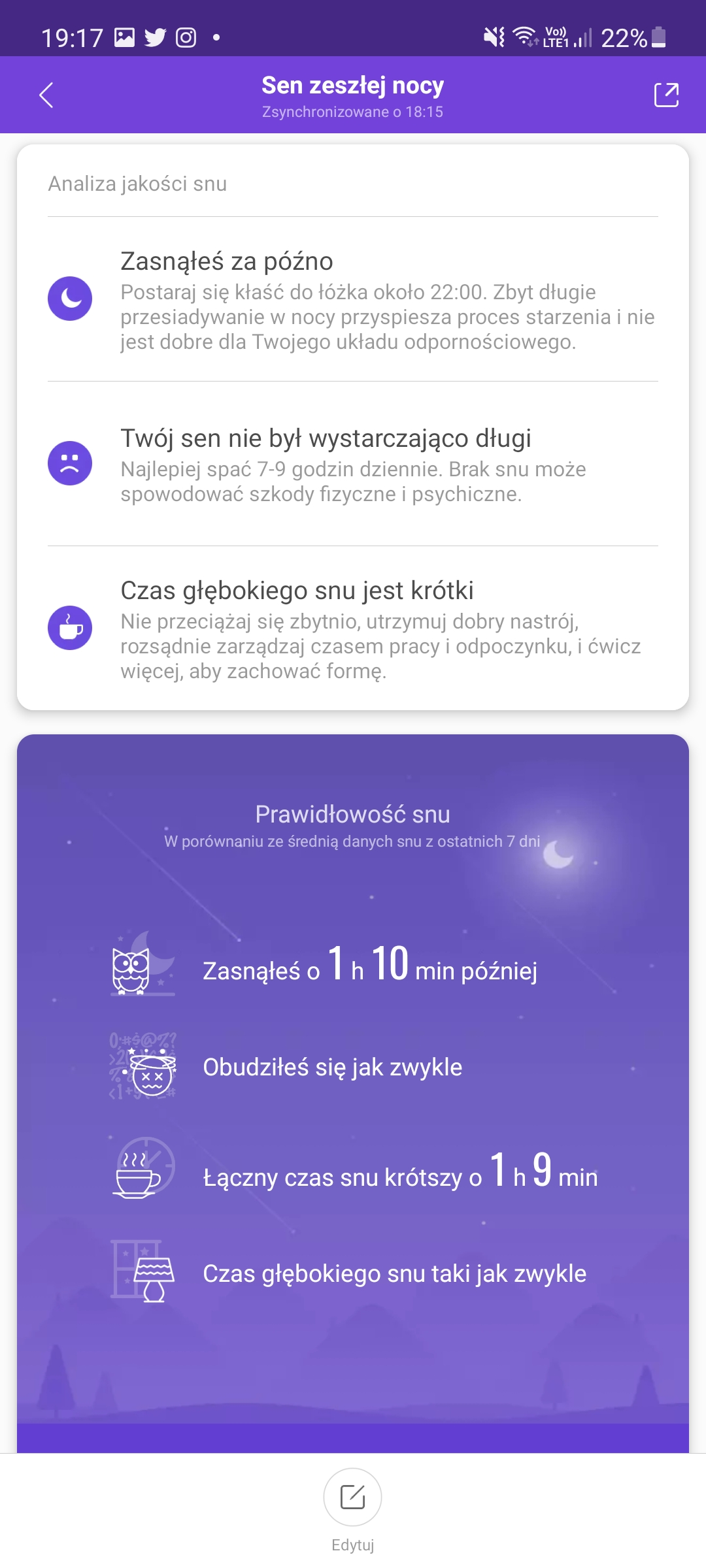 Xiaomi Mi Band 6 / fot. Kacper Żarski (Tabletowo.pl)