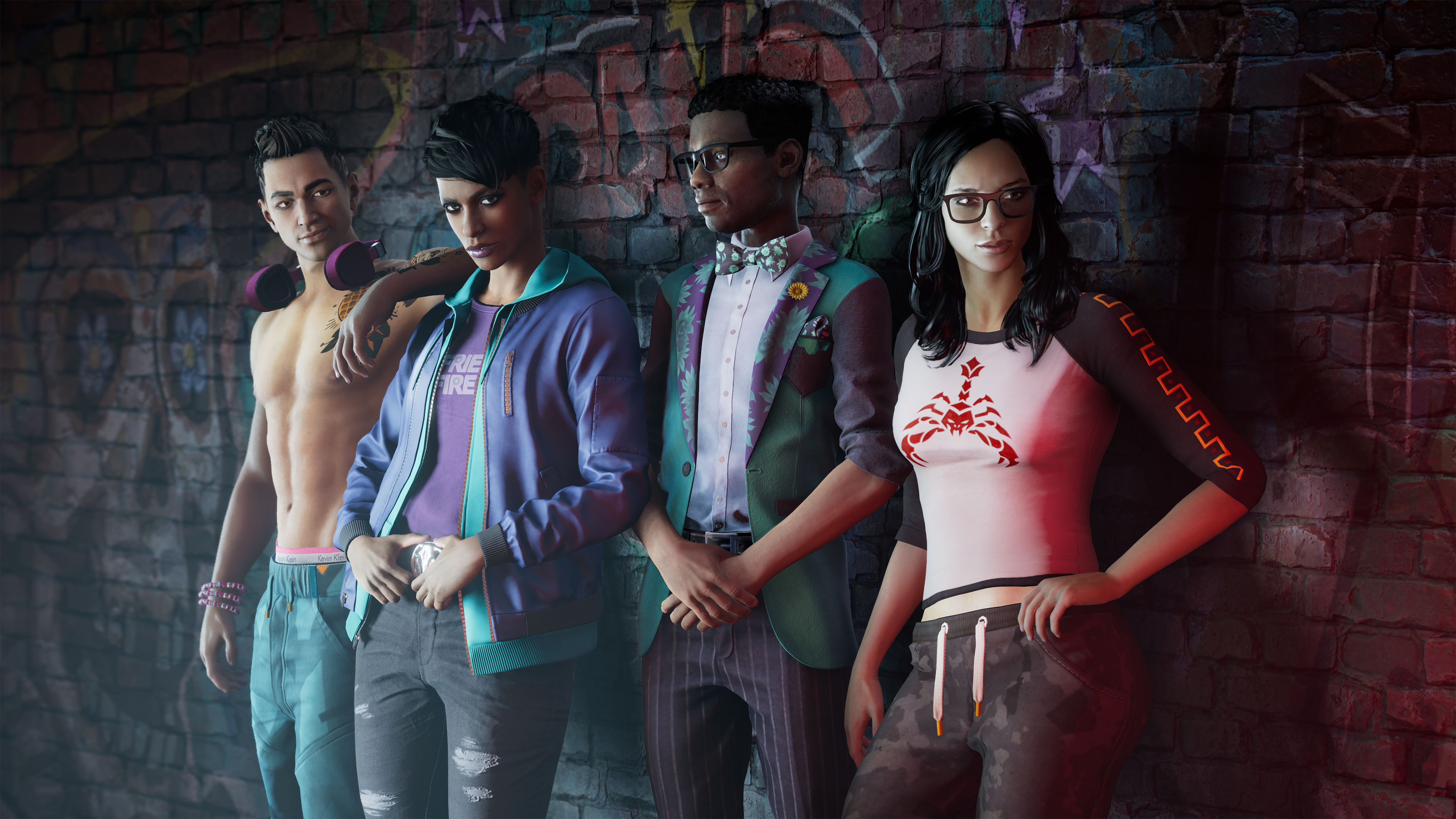 Nowy początek dla Saints Row to także całkowicie nowi bohaterowie