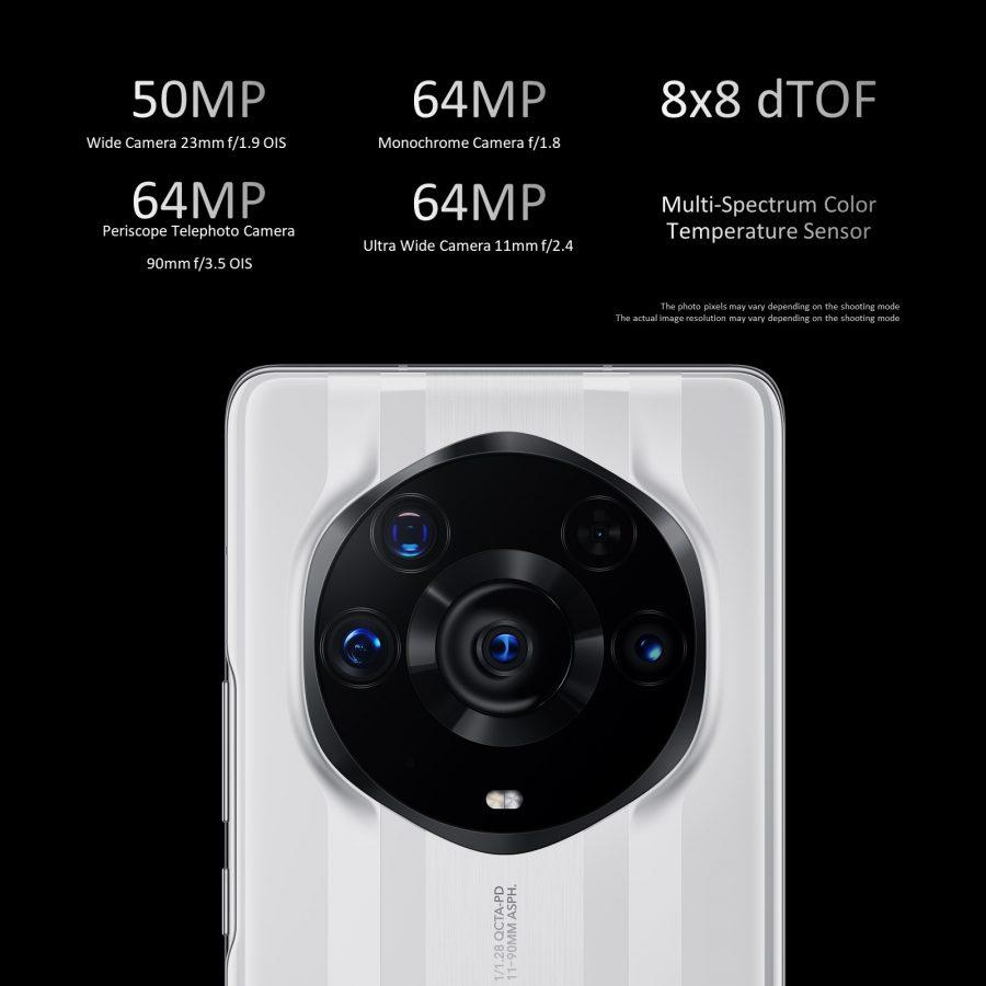 smartfon Honor Magic 3 Pro+ smartphone