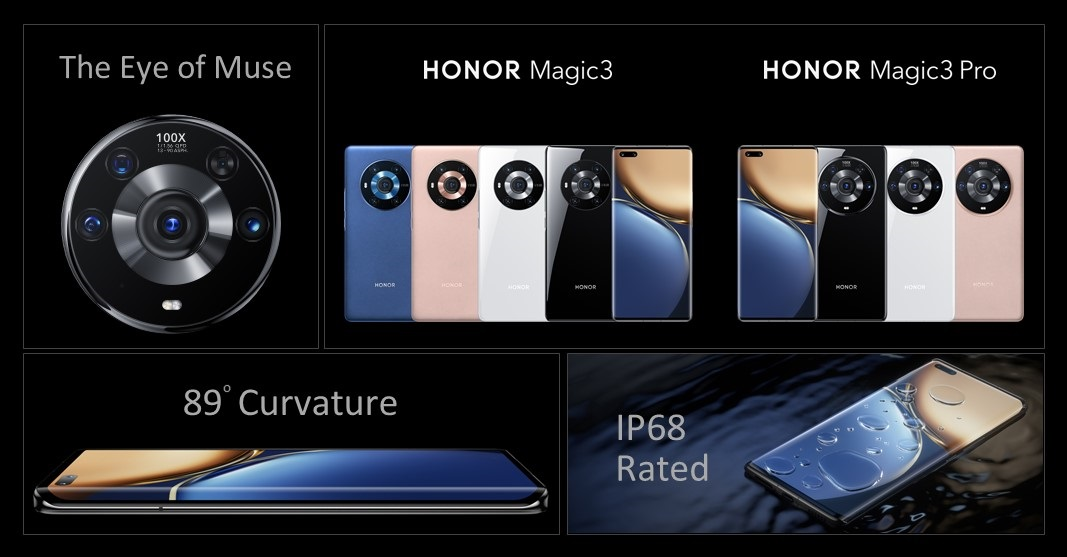 smartfon Honor Magic 3 smartphone