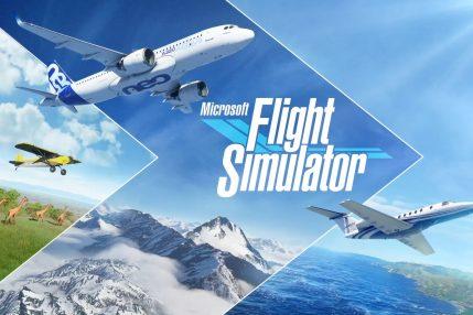 Microsoft Flight Simulator - fot. Microsoft