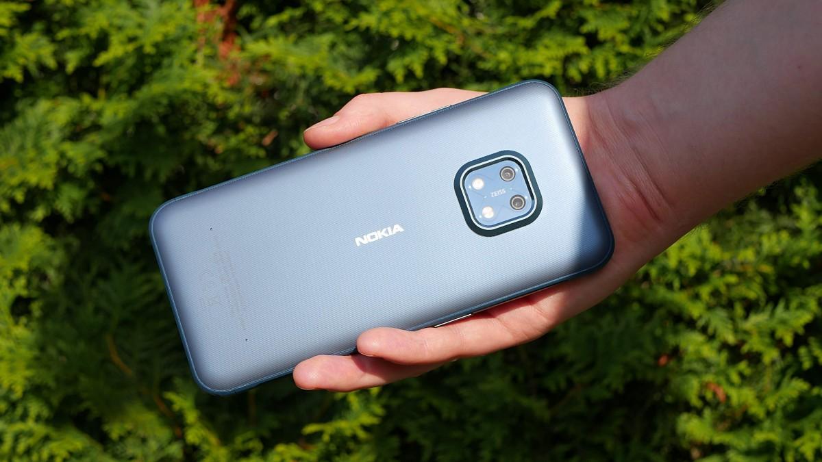 Nokia XR20 / fot. Kacper Żarski (Tabletowo.pl)